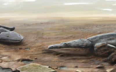 Chi abitava il mondo prima dei dinosauri?